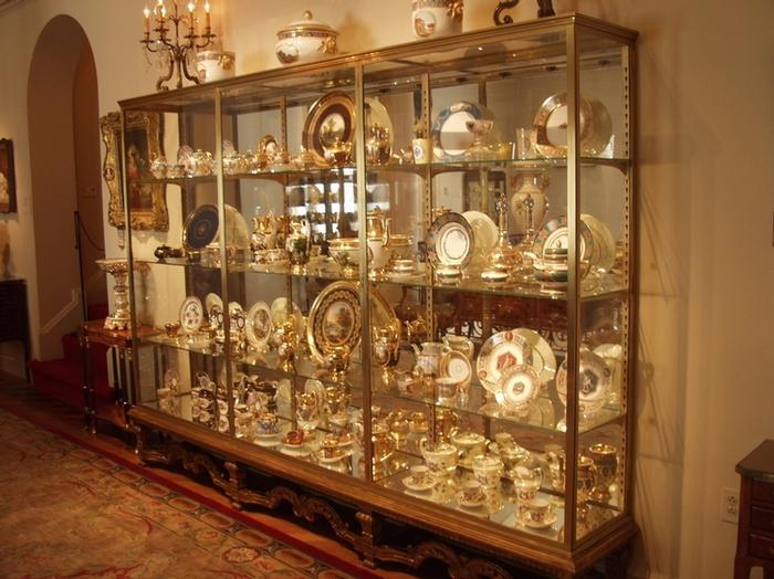дом-музей Сады Хилвудa, Пенсильвания, США. 23412