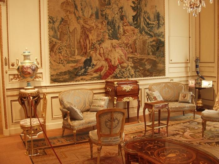 дом-музей Сады Хилвудa, Пенсильвания, США. 42313