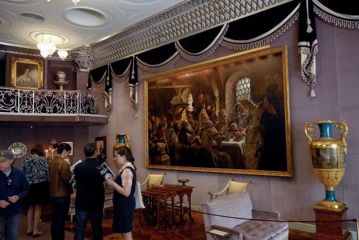 дом-музей Сады Хилвудa, Пенсильвания, США. 97490