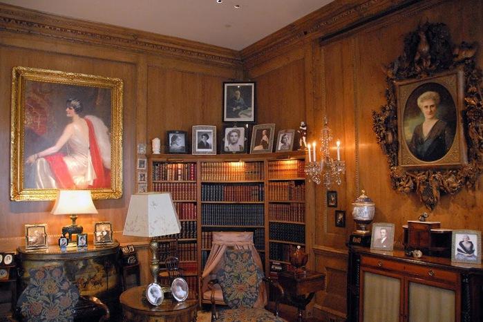 дом-музей Сады Хилвудa, Пенсильвания, США. 52354