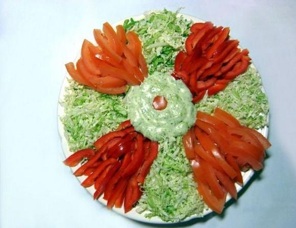 Салат Экзотический цветок  10 (580x446, 62Kb)