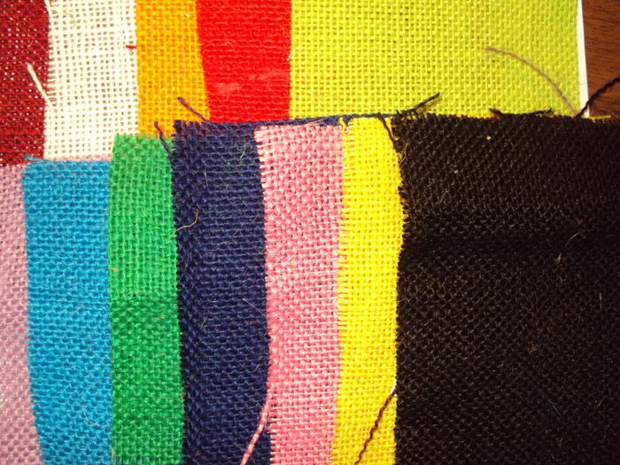 Как покрасить материал в домашних условиях в черный цвет