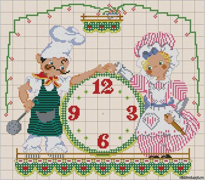 На кухню - схемы вышивки крестом скачать бесплатно, xsd, Pattern .  Мерлин любит Артура 3, ууу, отлично же.