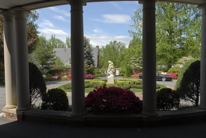 дом-музей Сады Хилвудa, Пенсильвания, США. 34090