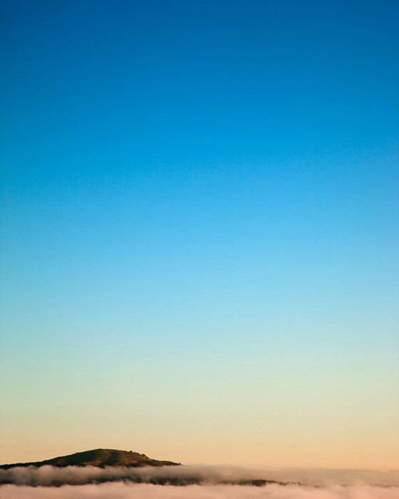 Утреннее и вечернее небо - фото Eric Cahan 30 (Сан-Франциско, штат Калифорния, 06_57)