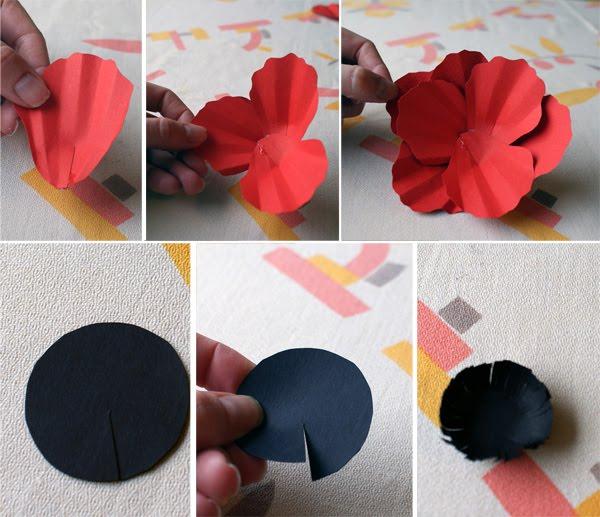 Видео как сделать мак из бумаги своими руками
