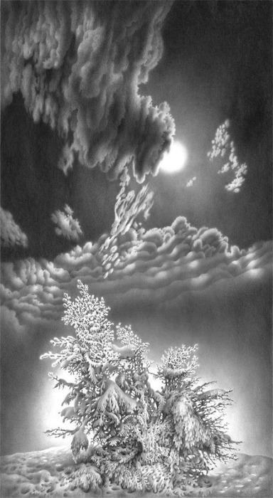 pencil-art-02 (384x700, 82Kb)