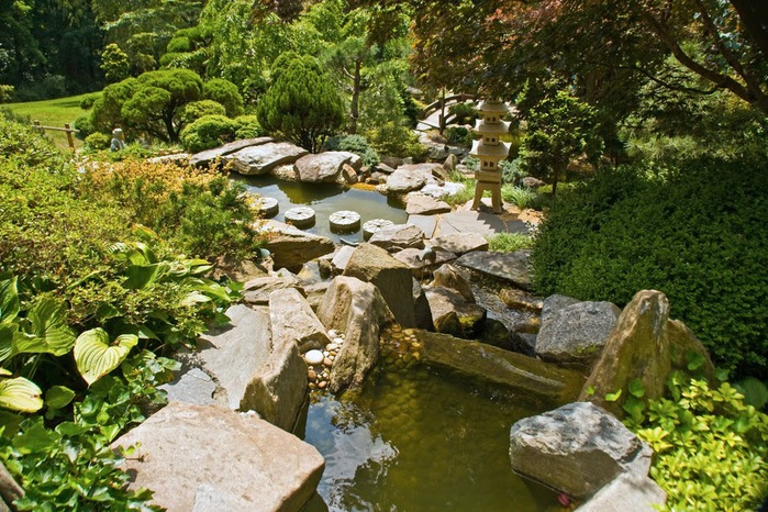 дом-музей Сады Хилвудa, Пенсильвания, США. 98367