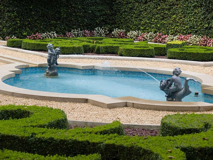 дом-музей Сады Хилвудa, Пенсильвания, США. 16288