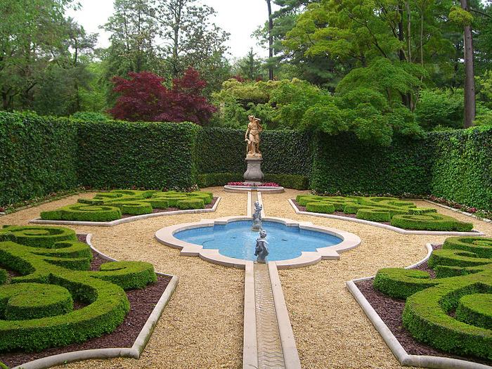 дом-музей Сады Хилвудa, Пенсильвания, США. 53551