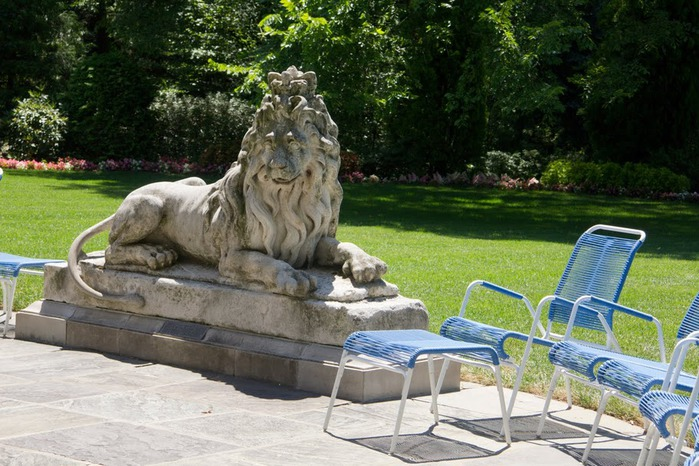 дом-музей Сады Хилвудa, Пенсильвания, США. 54068