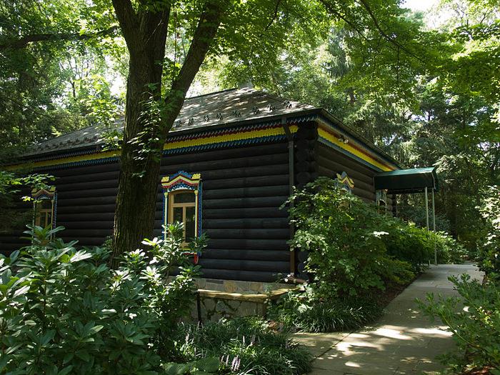 дом-музей Сады Хилвудa, Пенсильвания, США. 53830