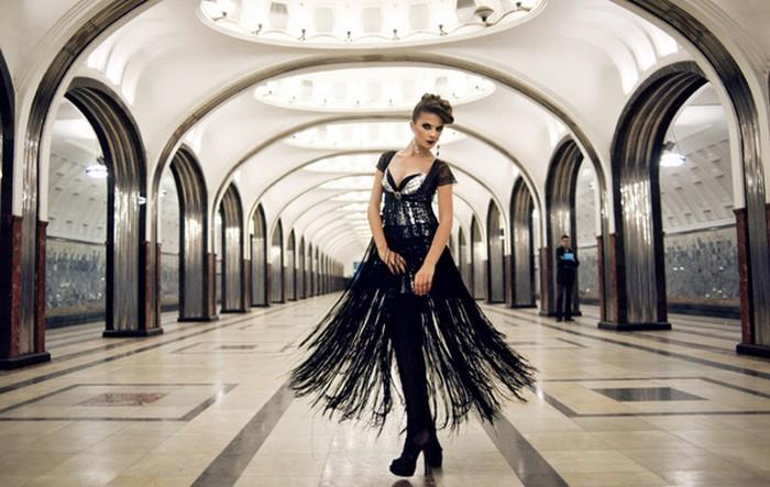 Ищу юлию познакомились в метро москве