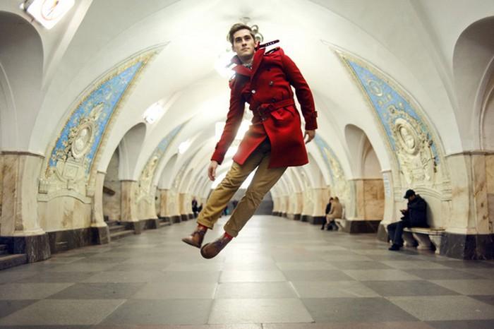 Московское метро в объективе Алены Никифоровой