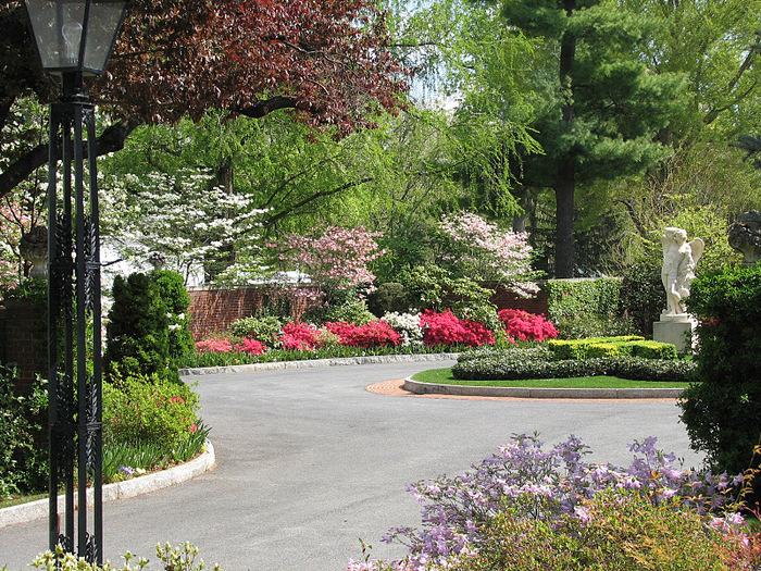 дом-музей Сады Хилвудa, Пенсильвания, США. 20281