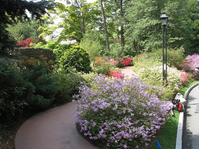 дом-музей Сады Хилвудa, Пенсильвания, США. 37771