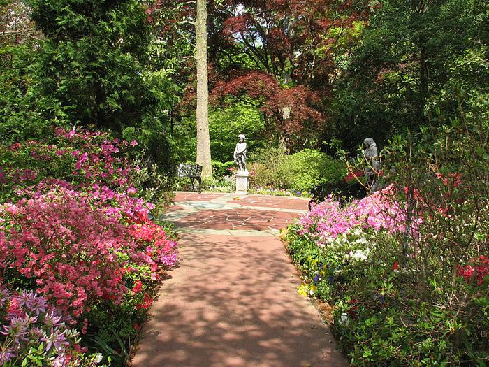 дом-музей Сады Хилвудa, Пенсильвания, США. 72065