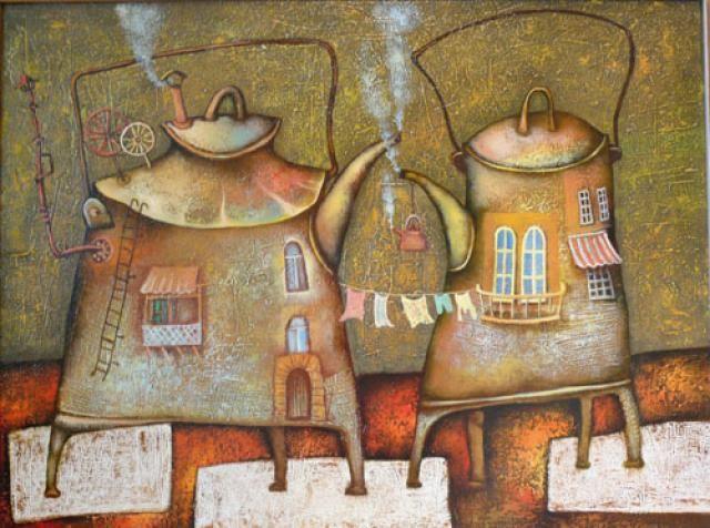 Сулимов Александр 065 - Два чайника (640x476, 62Kb)