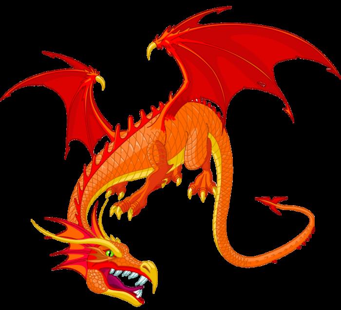 Трехголовый дракон картинки 1