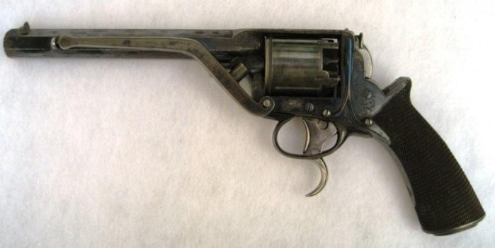 10 Tranter DA revolver конфедератов (700x351, 51Kb)