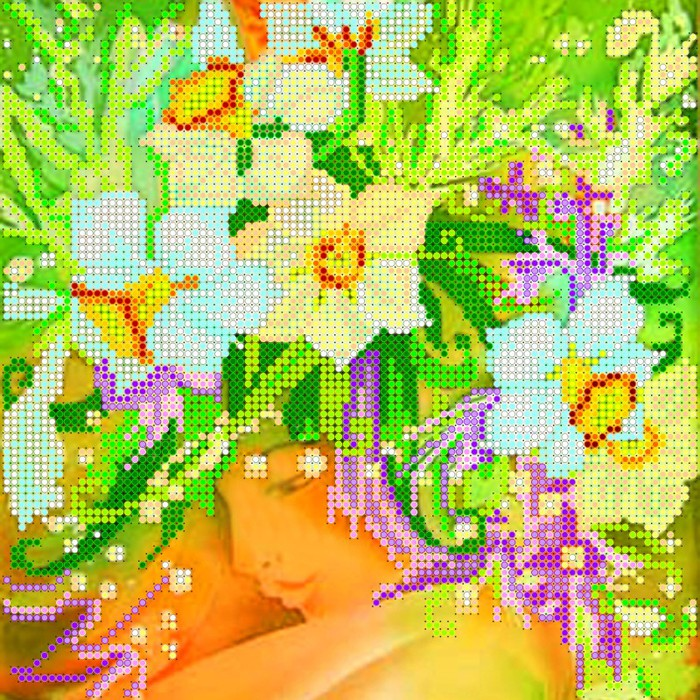 АС-006, Девушка Весна (700x700, 263Kb)