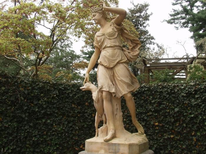 дом-музей Сады Хилвудa, Пенсильвания, США. 14032