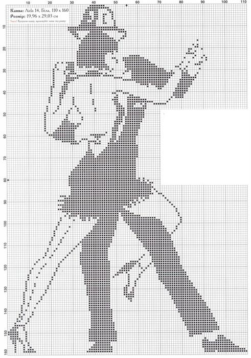 Картина Танцоры (491x700, 141Kb)