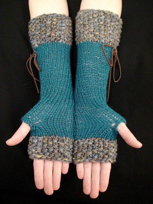 针织手套 - maomao - 我随心动