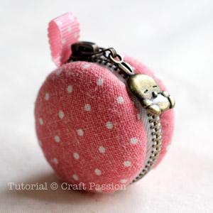 Подарочный кошелёчек для колечка (шитьё). 82608277_21
