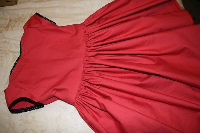 Самое легкое платье своими руками 10