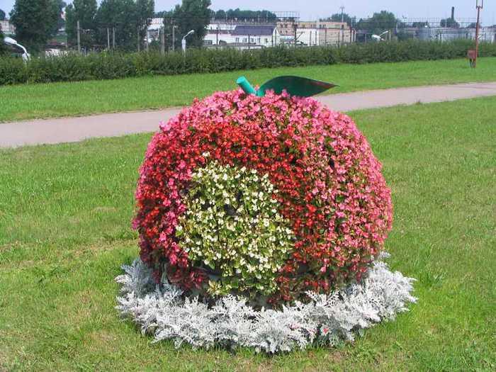 Как сделать скульптуры из цветов своими руками