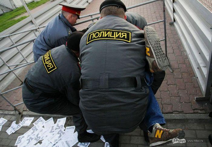 Петербургские полицейские убили подростка