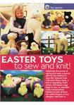 Превью Easter Toys to sew & knit_1 (494x700, 71Kb)