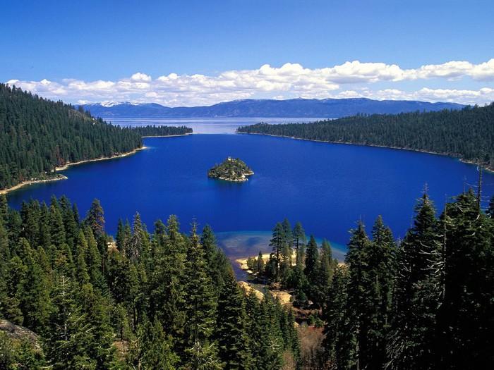 Озеро Тахо – курортный рай Америки 88629