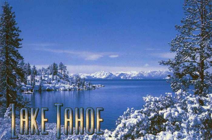 Озеро Тахо – курортный рай Америки 31483