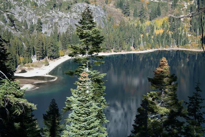 Озеро Тахо – курортный рай Америки 32712