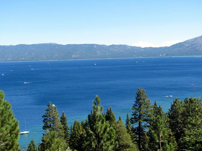 Озеро Тахо – курортный рай Америки 19773