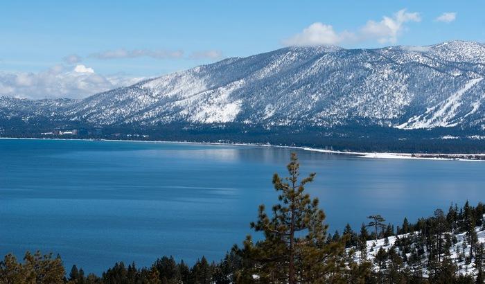 Озеро Тахо – курортный рай Америки 39311