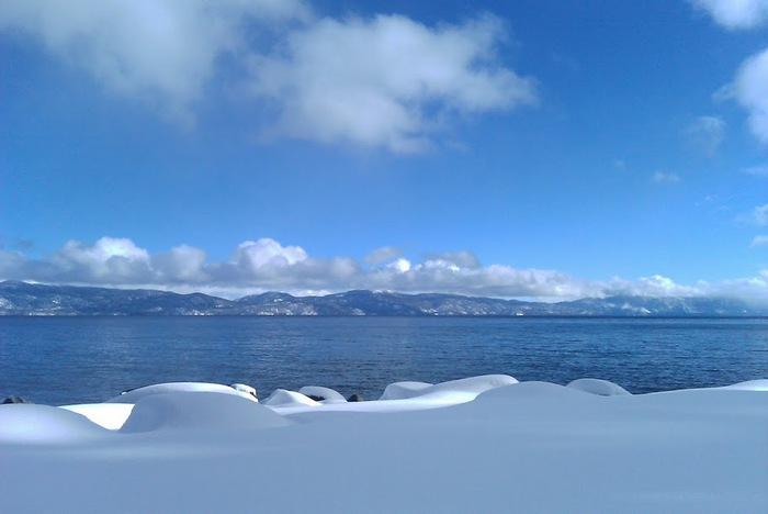 Озеро Тахо – курортный рай Америки 69202