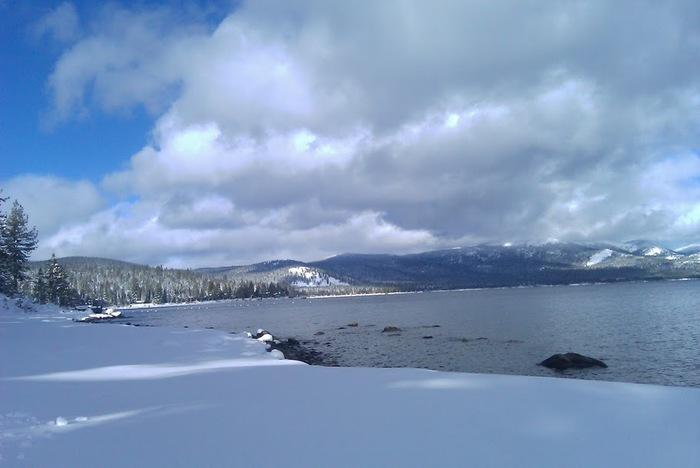 Озеро Тахо – курортный рай Америки 88676