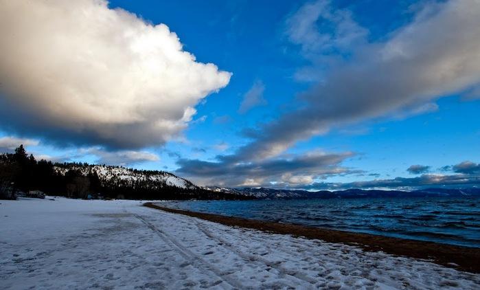 Озеро Тахо – курортный рай Америки 56764