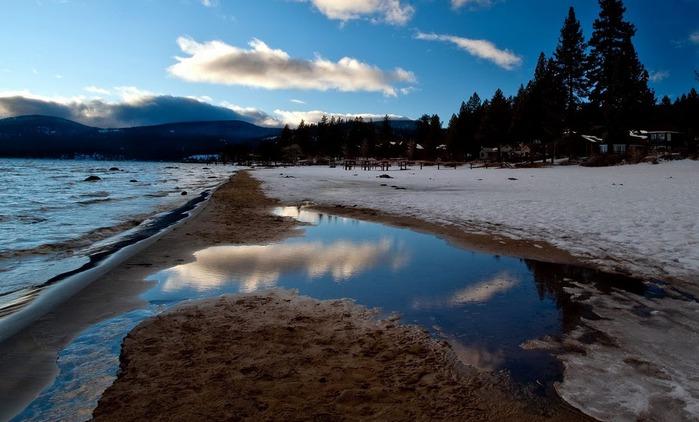 Озеро Тахо – курортный рай Америки 86344