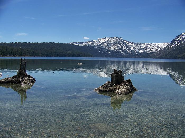 Озеро Тахо – курортный рай Америки 26135