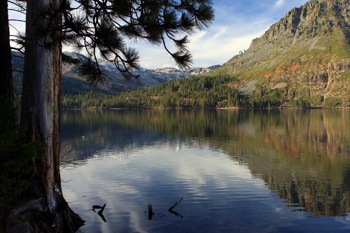 Озеро Тахо – курортный рай Америки 80928