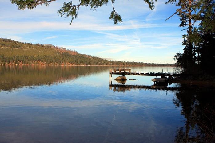 Озеро Тахо – курортный рай Америки 81289