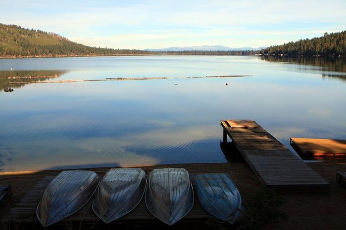 Озеро Тахо – курортный рай Америки 52959