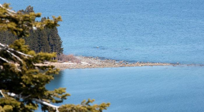 Озеро Тахо – курортный рай Америки 35662