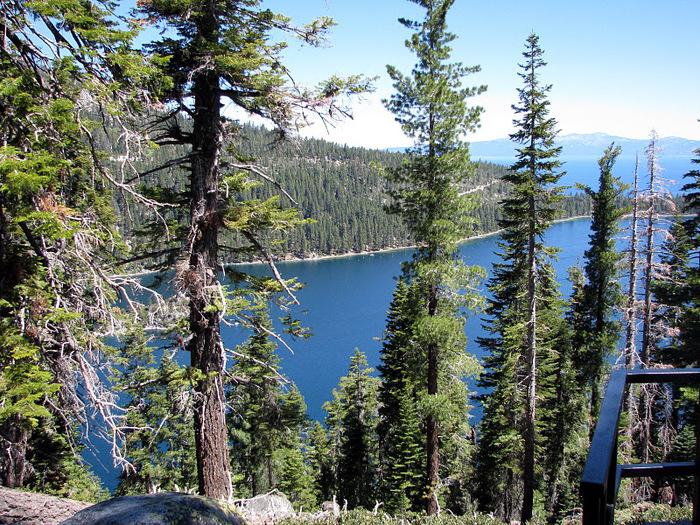 Озеро Тахо – курортный рай Америки 16534