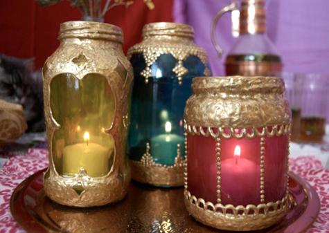 Дизайн посуды в марокканском стиле 64226