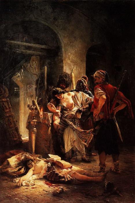 Болгарские мученицы. 1877 (467x700, 102Kb)